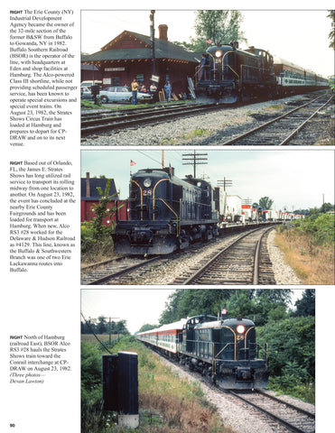 Erie Lackawanna in the Conrail Era V2: 1981-1990