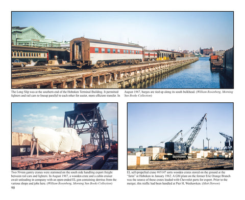 Waterfront Railroads of New York Harbor Volume 1<br><i><small>January 5, 2020 Release</small></i>