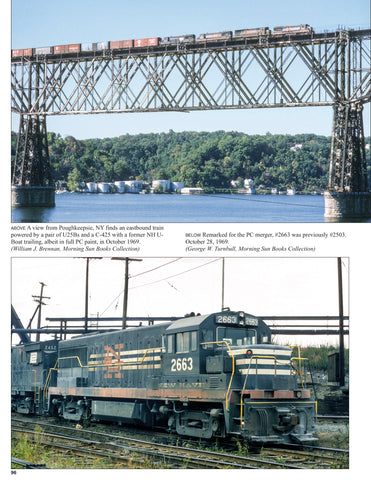 New Haven Power In Color Volume 2: Roadswitchers & Second-Generation Power<br><i><small>July 1, 2020 Release</small></i>