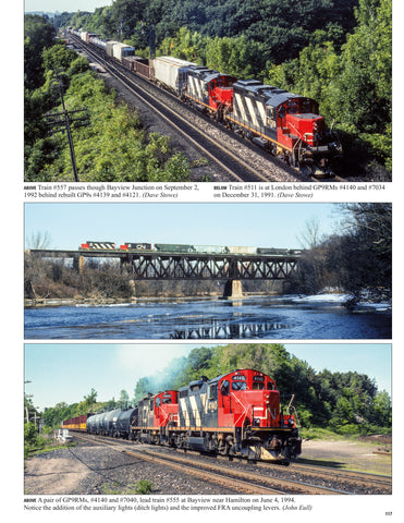 Canadian National Power In Color Volume 1: First Generation Roadswitchers<br><i><small>October 1, 2020 Release</small></i>