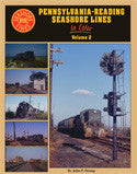 Pennsylvania-Reading Seashore Lines In Color Volume 2