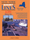 New York Shortlines In Color Volume 2