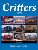 Railroad Critters In Color Volume 4