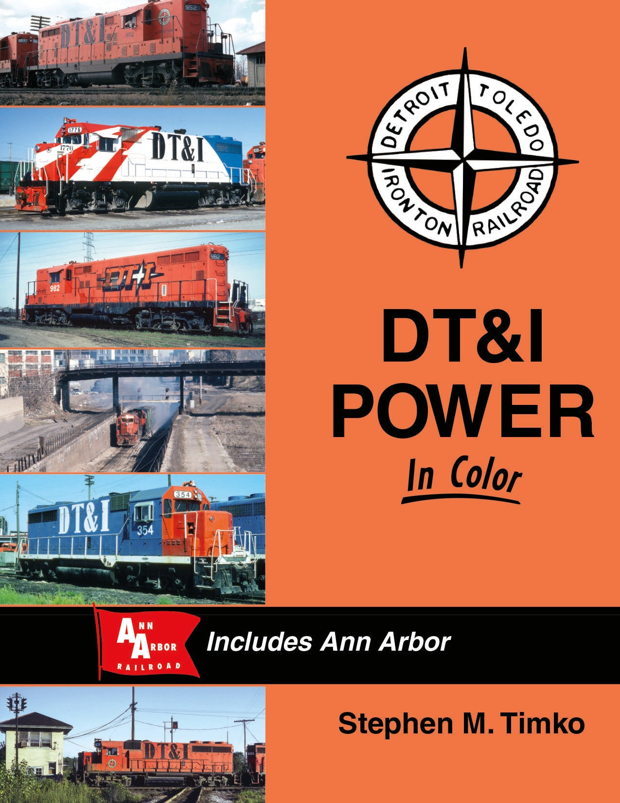 Book color line ferry - Dt I Power In Color Includes Ann Arbor