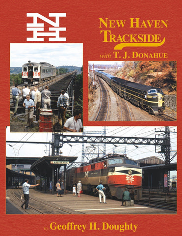 New Haven Trackside with TJ Donahue<br><i><small>Available April 1, 2018</small></i>