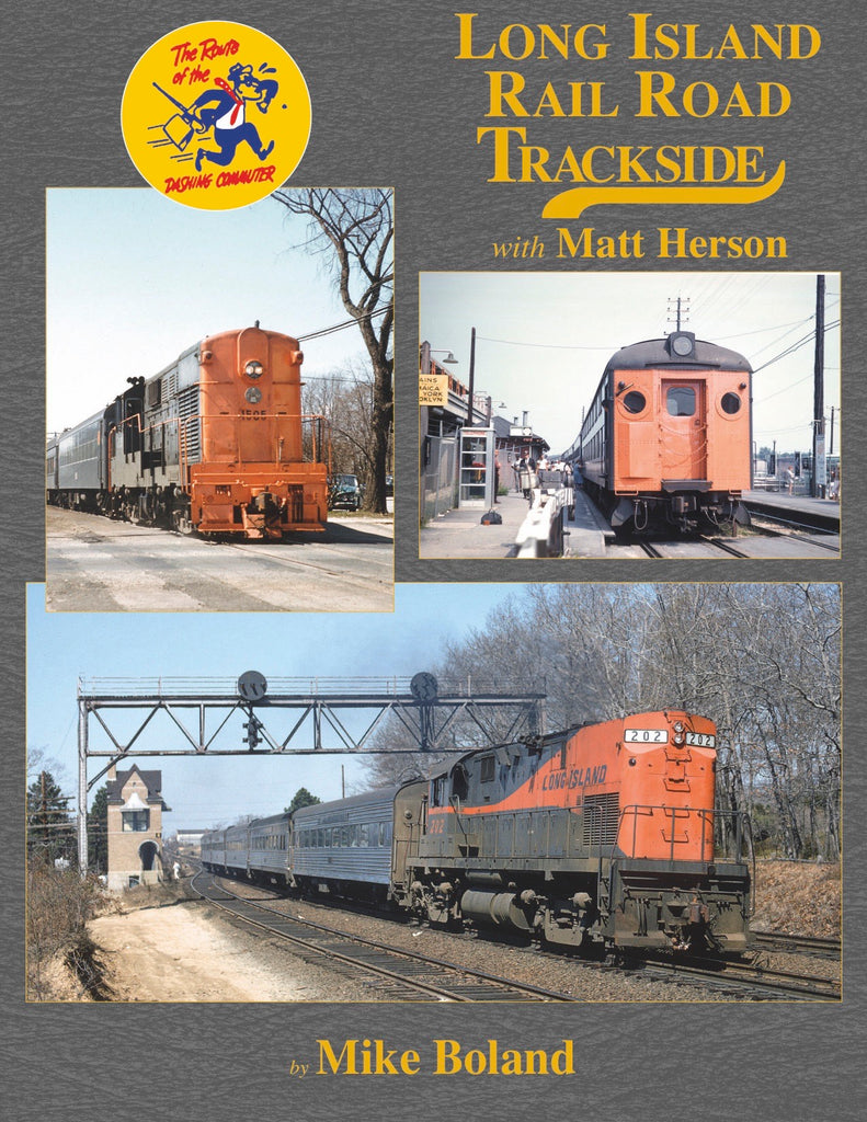 Long Island RR Trackside with Matt Herson (Trk #116)