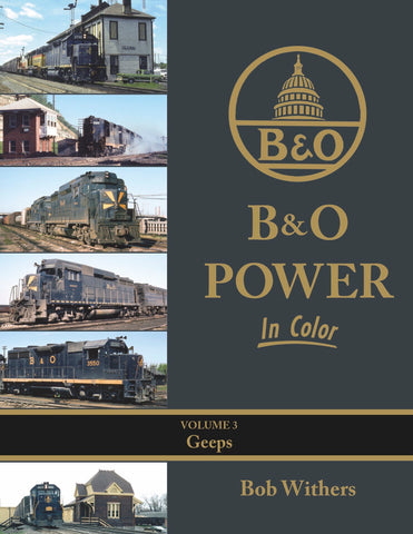 B&O Power In Color Volume 3 Geeps<br><i><small>Available October 1, 2018</small></i>