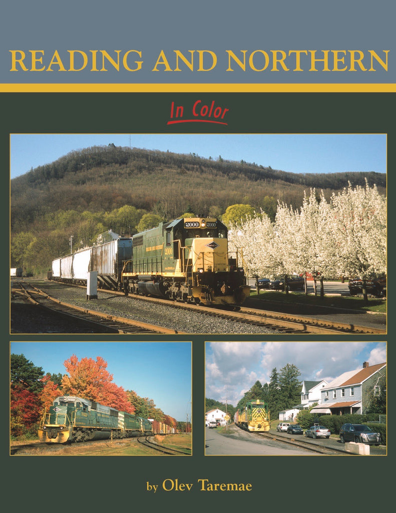 Reading & Northern In Color<br><i><small>Available October 1, 2018</small></i>