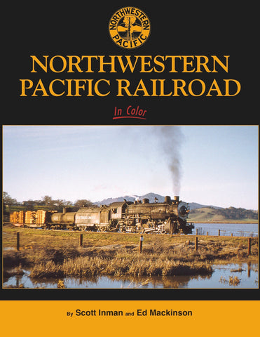 Northwestern Pacific In Color<br><i><small>Available February 1, 2019</small></i>