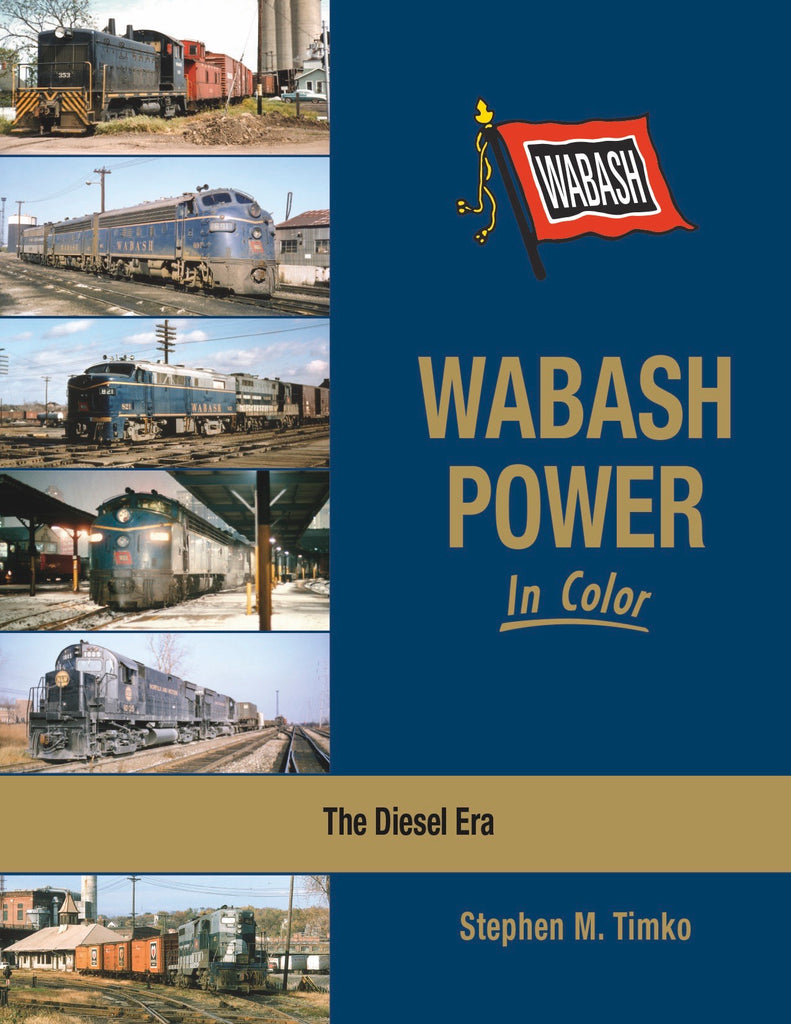 Wabash Power In Color<br><i><small>Available February 1, 2019</small></i>