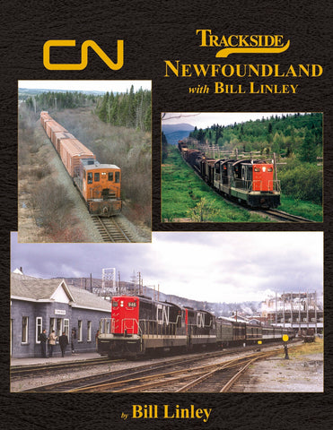 Trackside around Newfoundland<br><i><small>Available April 1, 2019</small></i>