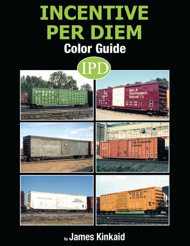 Incentive Per Diem Color Guide