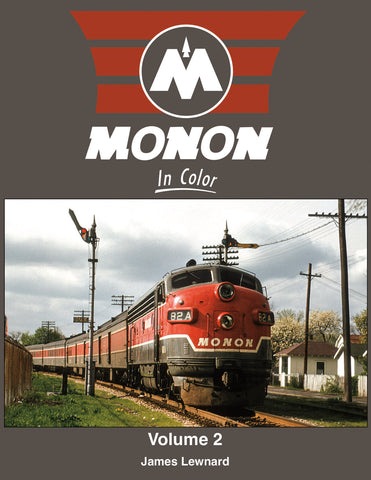 Monon In Color V2<br><i><small>Available November  1, 2019</small></i>