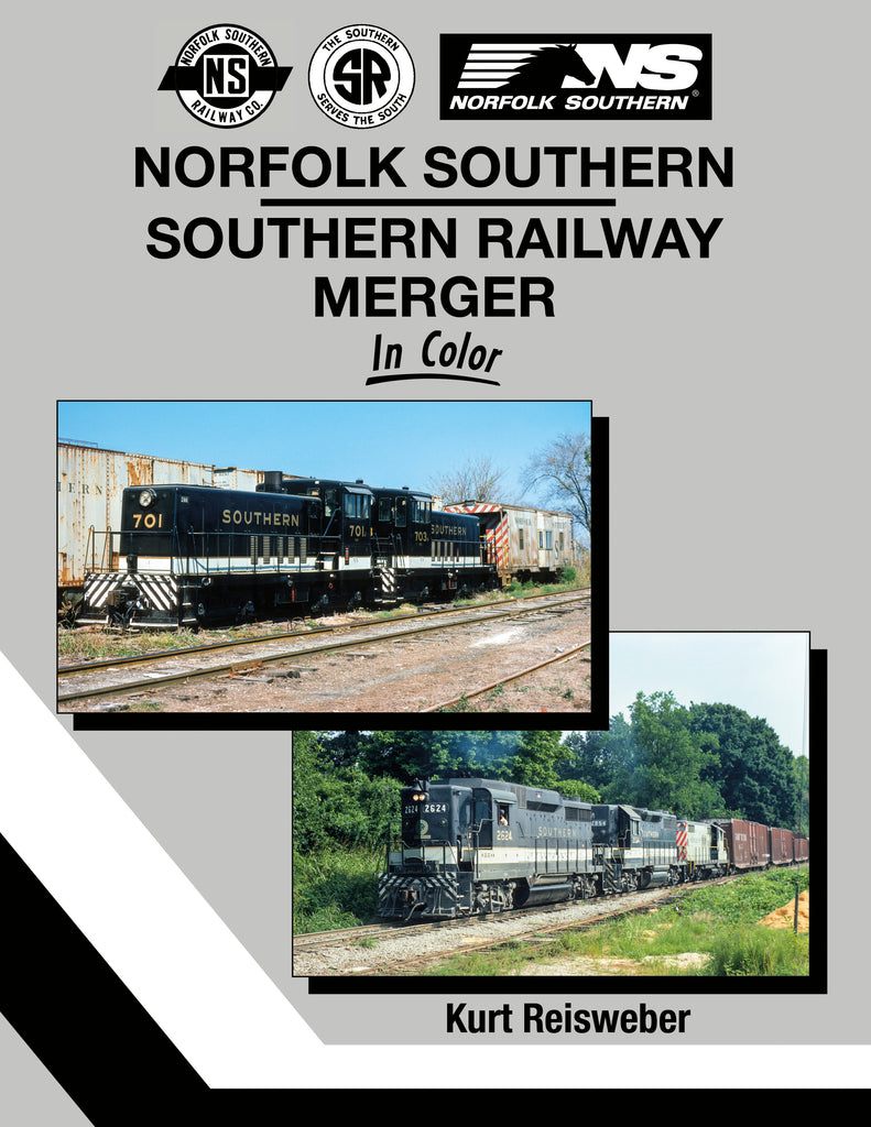 Norfolk Southern-Southern Railway Merger In Color<br><i><small>November 1, 2020 Release</small></i>