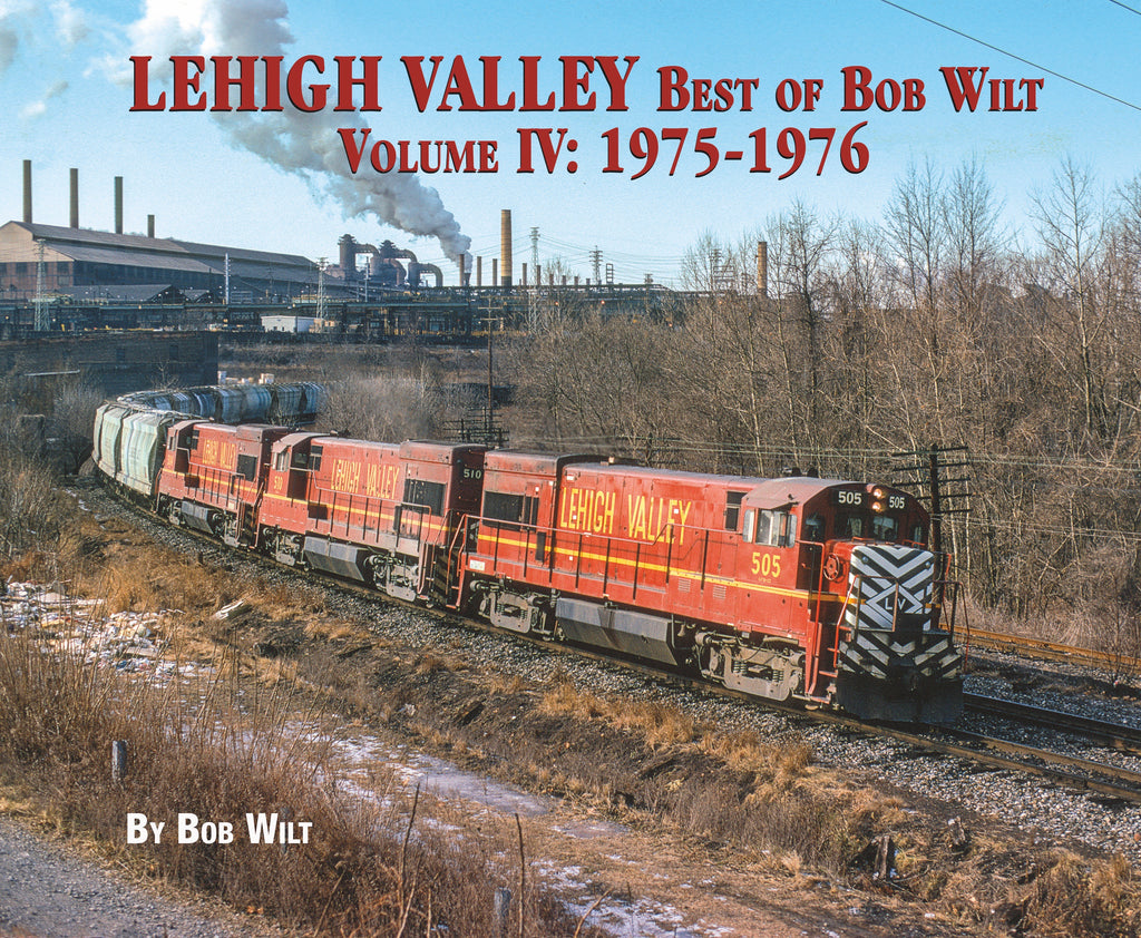 Lehigh Valley Best of Bob Wilt Volume IV (Softcover)<br><i><small>Available October 1, 2018</small></i>