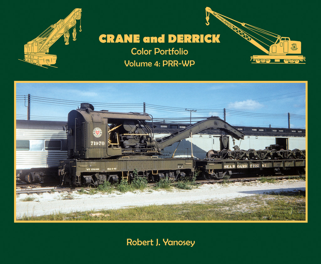 "Crane and Derrick Color Portfolio Volume 4: PRR-WP (Softcover)<br><i><small>November 15, 2020 Release</small></i><br><span style=""color:#0D5901;""><i>Holiday Release!</i></span>"