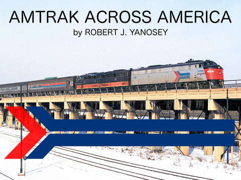 Amtrak Across America (eBook)