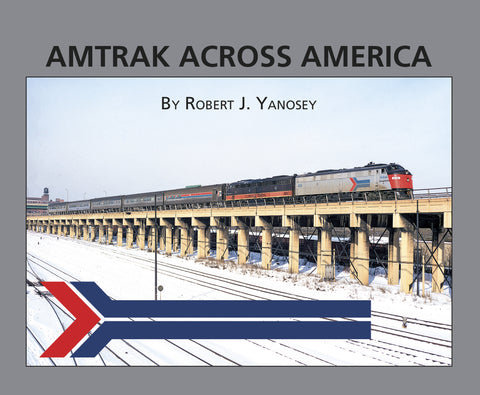 Amtrak Across America (Softcover)