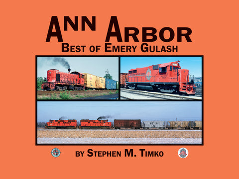 Ann Arbor: Best of Emery Gulash (eBook)
