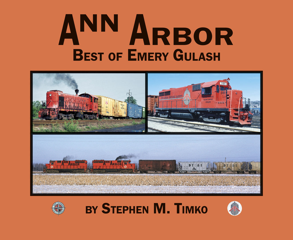 Ann Arbor Best of Emery Gulash (Softcover)<br><i><small>Available June 1, 2017</small></i>