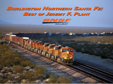 BNSF Best of Jeremy F Plant (eBook)