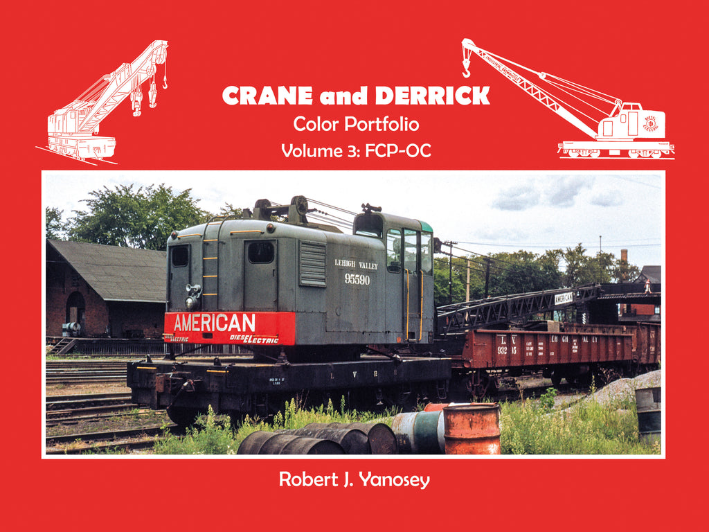 Crane and Derrick Color Portfolio Volume 3: FCP-OC (eBook)