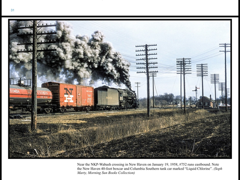 Nickel Plate Locomotive Portfolio 1954-1969 (eBook)