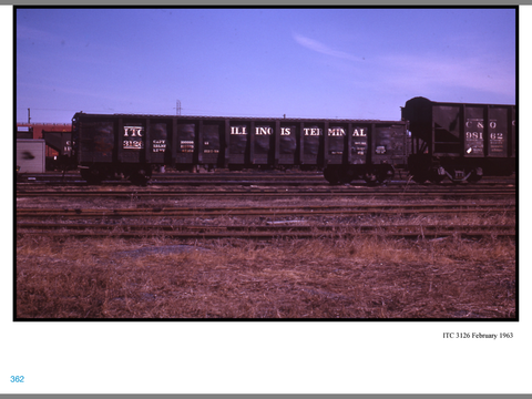 Vintage Freight Cars 1960-1980 by Paul C. Winters, Volume 2: D-M (eBook)