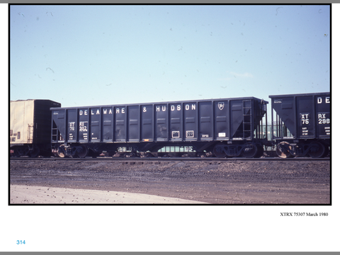 Vintage Freight Cars 1960-1980 by Paul C. Winters, Volume 5: T-Z (eBook)
