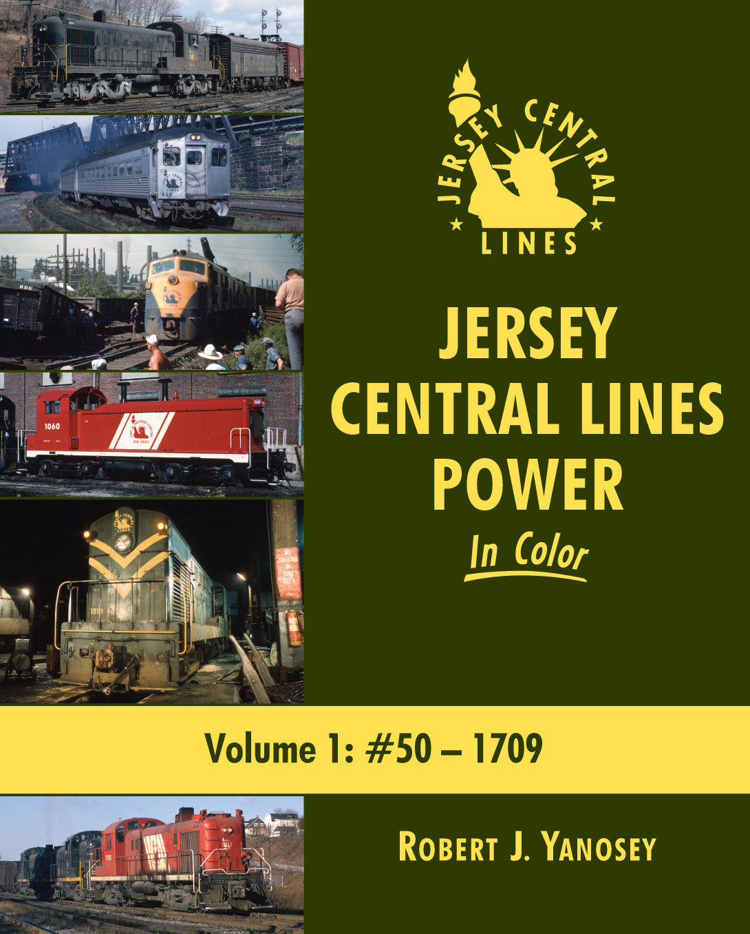Jersey Central Power In Color Volume 1: #50 1709