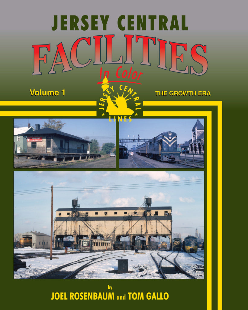 Jersey Central Facilities Vol. 1: The Growth Era