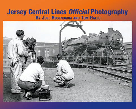 Jersey Central Lines Official Photography (Softcover)