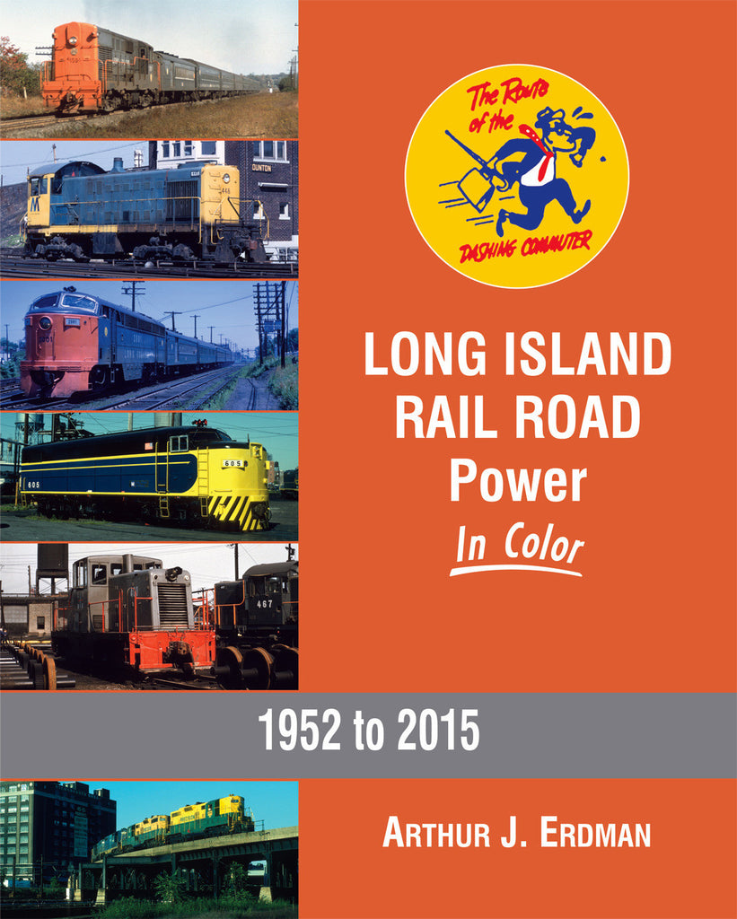 Long Island Rail Road Power In Color