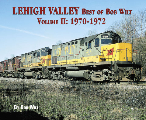 Lehigh Valley Best of Bob Wilt Volume 2: 1970-1972 (Softcover)<br><i><small>Available mid-July, 2017</small></i>