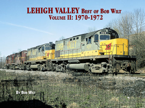 Lehigh Valley Best of Bob Wilt, Volume 2: 1970-1972 (eBook)