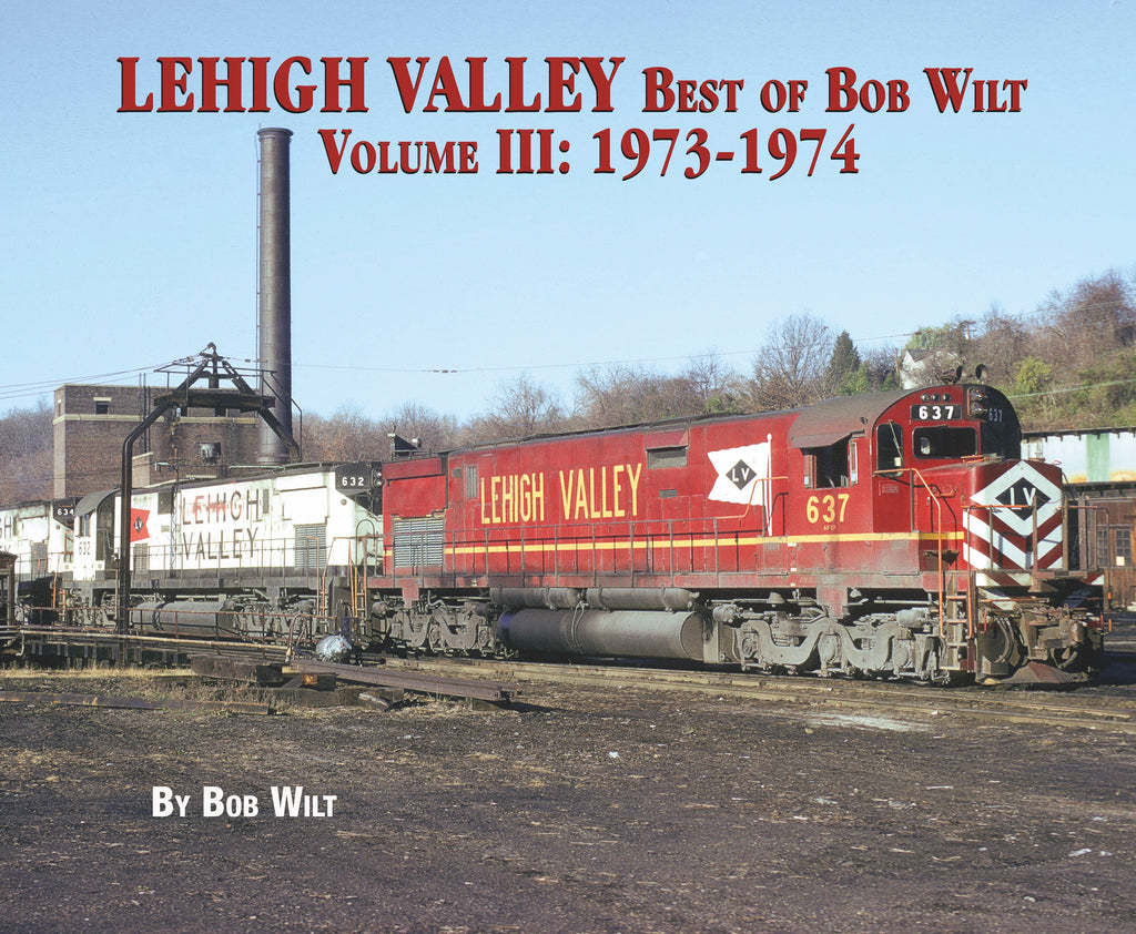 Lehigh Valley Best of Bob Wilt Volume III: 1973-1974 (Softcover)<br><i><small>Available February 1, 2018</small></i>