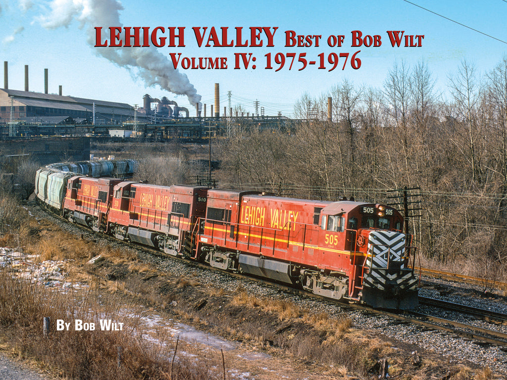 Lehigh Valley Best of Bob Wilt Volume IV: 1975-1976  (eBook)