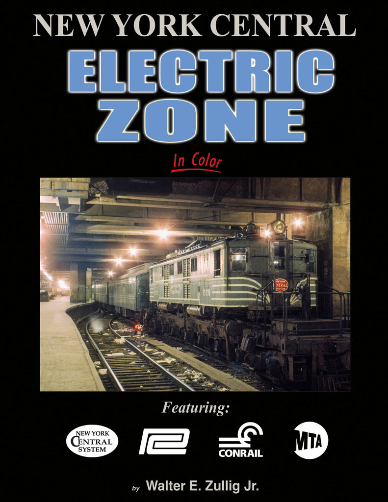 New York Central Electric Zone In Color<br><i><small>June 1, 2020 Release</small></i>