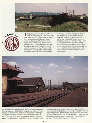 Norfolk & Western In Color Volume 1: 1945-1964 (Digital Reprint)