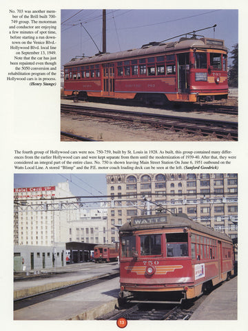 Pacific Electric In Color Volumes 1 and 2 Bundle (Digital Reprints)