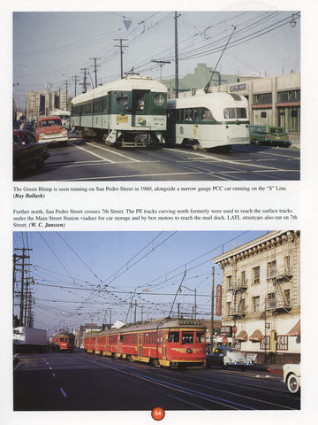 Pacific Electric In Color Volume 2 (Digital Reprint)