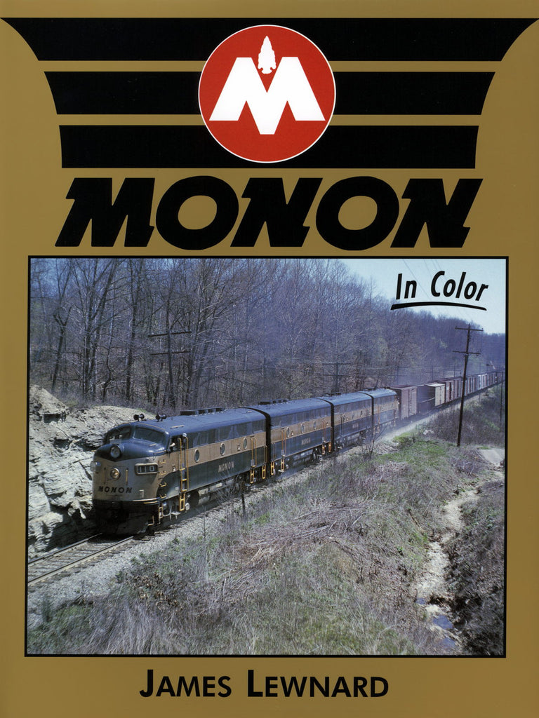 Monon In Color (Digital Reprint)