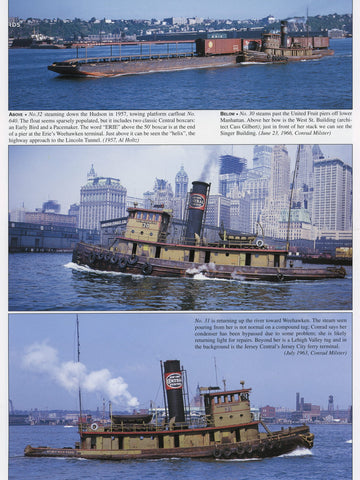 New York Harbor Railroads In Color Volume 2 (Digital Reprint)