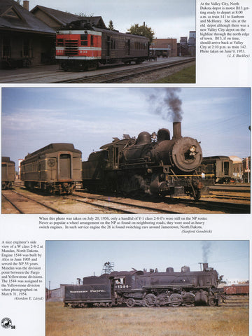Northern Pacific In Color Volume 1: 1949-1959 (Digital Reprint)