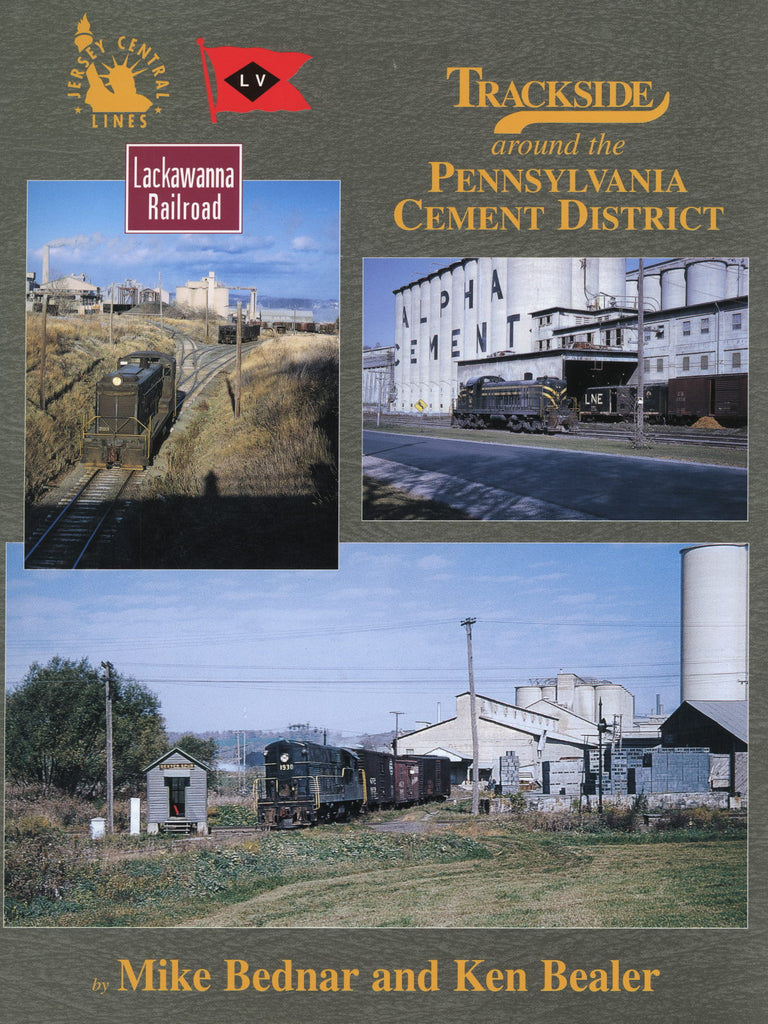 Trackside around the Pennsylvania Cement District (Trk #85)