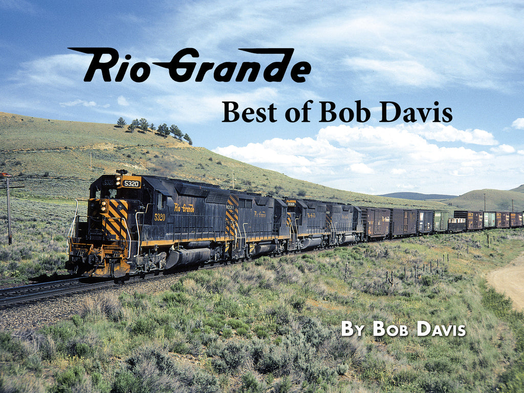 Rio Grande: Best of Bob Davis (eBook)