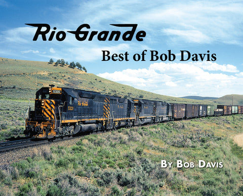 Rio Grande: Best of Bob Davis (Softcover)