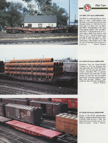 GN Color Guide to Freight and Passenger Equipment (Digital Reprint)