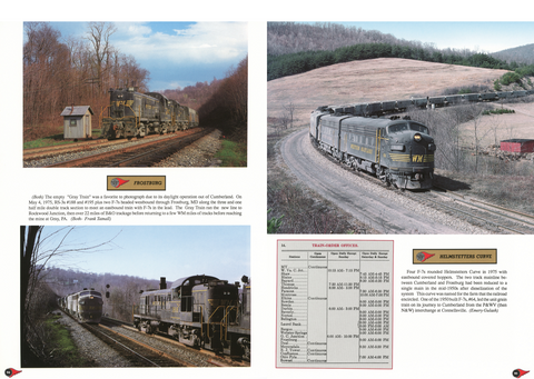 Western Maryland In Color (Digital Reprint)