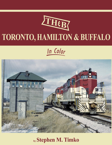 Toronto, Hamilton & Buffalo In Color